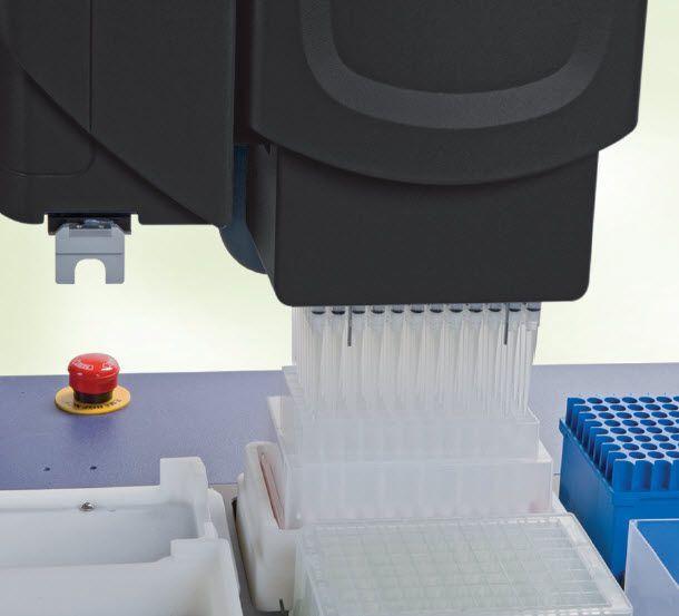 Molecular biology workstation / automatic / 1-station Zephyr® PerkinElmer