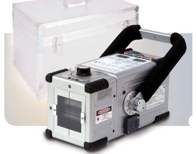 Veterinary radiography HF X-ray generator / portable GIERTH TR 90/30 OR Technology - Oehm und Rehbein