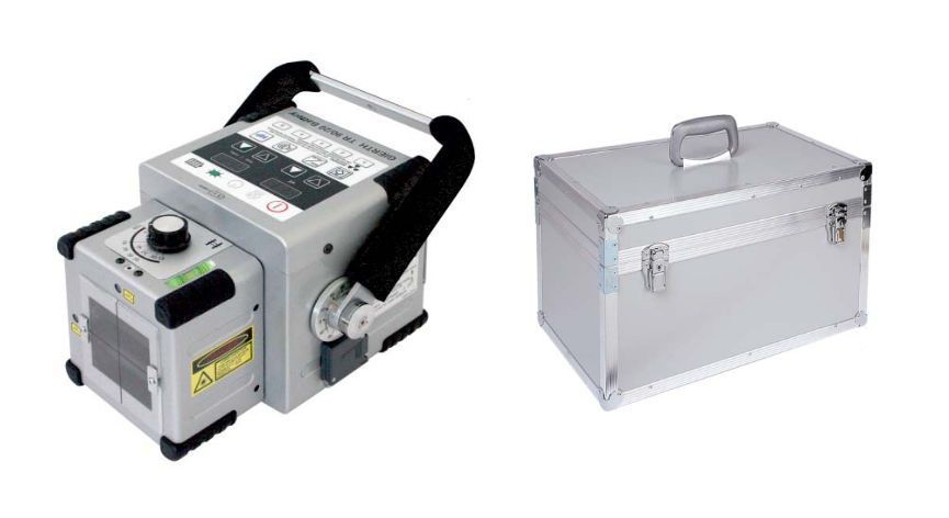 Portable radiography system (X-ray radiology) / digital / for multipurpose radiography / without table TR 90/20 OR Technology - Oehm und Rehbein
