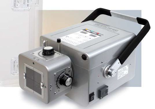 Veterinary radiography HF X-ray generator / portable GIERTH HF 400 ML OR Technology - Oehm und Rehbein