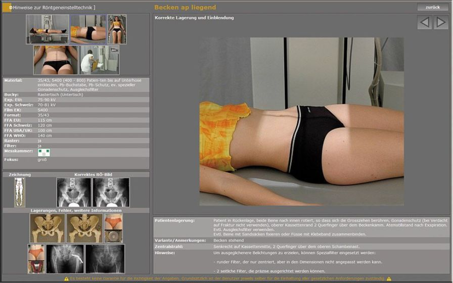 Acquisition software / medical imaging / medical dicomPACS®DX-R OR Technology - Oehm und Rehbein