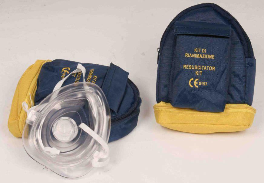 Mouth-to-mouth mask / resuscitation / facial MAS017 PVS