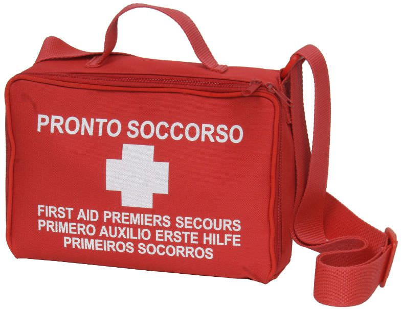 First-aid medical kit CPS064 PVS