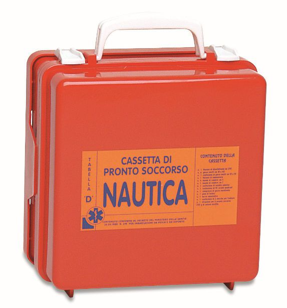 First-aid medical kit CPS283TI PVS