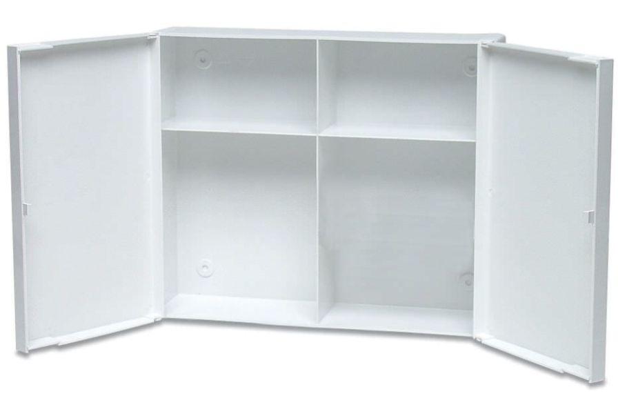 Medical cabinet / medicine / wall-mounted / 2-door CAV032 PVS