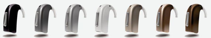 Behind the ear (BTE) hearing aid Get Oticon