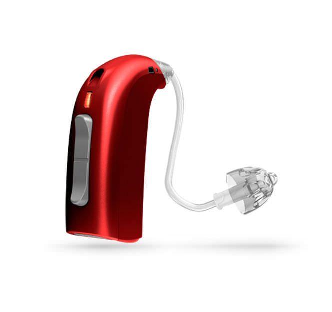 Behind the ear, hearing aid with ear tube / waterproof Sensei BTE312, Sensei BTE13 Oticon