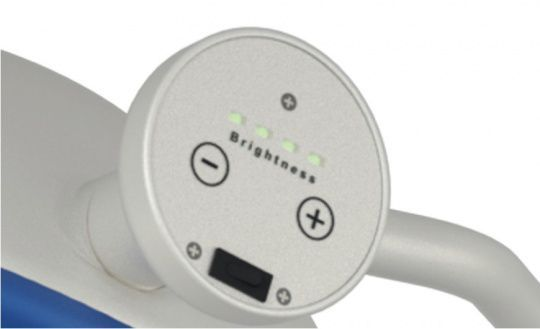 LED examination lamp / on casters 65 000 Lux | L511120A provita medical