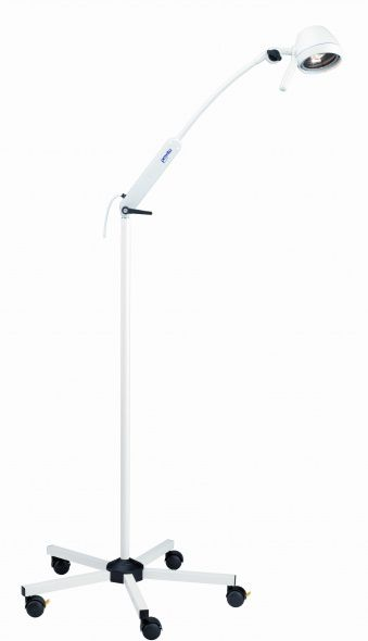 Minor surgery examination lamp / halogen / on casters 40 000 Lux @ 500 mm | L111120A provita medical