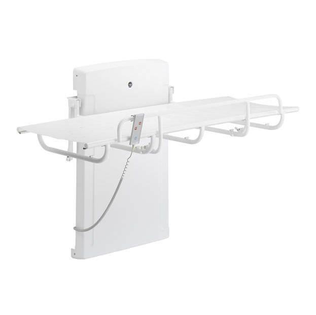 Height-adjustable shower stretcher / electric R8403 Pressalit Care