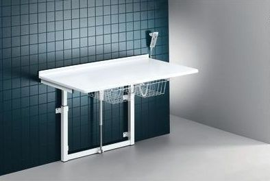 Changing table / height-adjustable / electric R8712 Pressalit Care