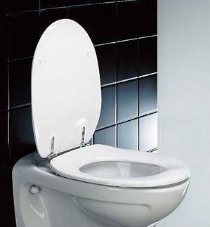 Raised toilet seat R37-BZ7 Pressalit Care