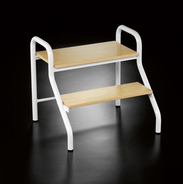 Shower step stool / 2-step RB1942 Pressalit Care