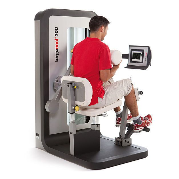 Weight training station (weight training) / abdominal crunch / traditional 10330200 proxomed Medizintechnik