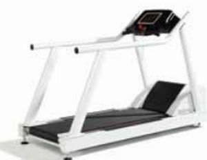 Treadmill with handrails 0.2 - 25 km/h   kardiomed 700 Alpin proxomed Medizintechnik