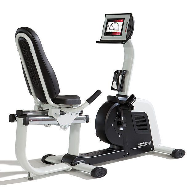 Semi-recumbent exercise bike 10273200 proxomed Medizintechnik
