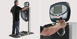 Upper limbs pedal exerciser 20 - 500 W   kardiomed 520 U.P.C. 10185000 proxomed Medizintechnik