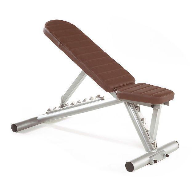 Weight training bench (weight training) / traditional / adjustable 10093000 proxomed Medizintechnik