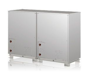 Water/water heat pump max. 39.6 kW   WY-Series Mitsubishi Electric Cooling & Heating
