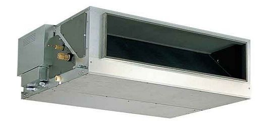 Duct fan coil unit / for healthcare facilities 4.4 kW   PEFY (High Static) Mitsubishi Electric Cooling & Heating