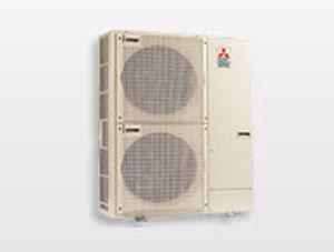 Inverter heat pump max. 11.7 kW   PUMY Mitsubishi Electric Cooling & Heating