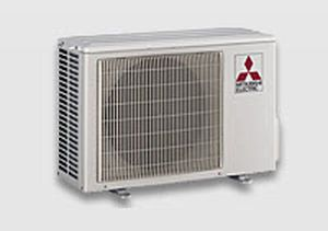 Healthcare facility air conditioner / inverter / wall-mounted 1.1 - 3.6 kW   MSY-GE/MUY-GE Mitsubishi Electric Cooling & Heating