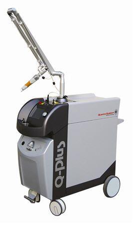 Dermatological laser / ruby / Nd:YAG / on trolley Q- PLUS C Quanta System S.p.A.