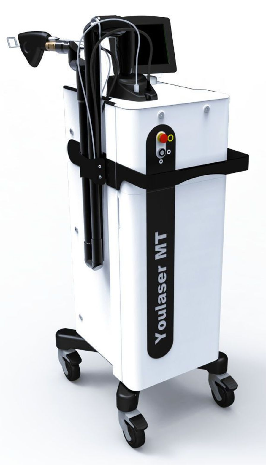 Dermatological laser / CO2 / diode / on trolley YOULASER MT 10600 nm / 1540 nm Quanta System S.p.A.