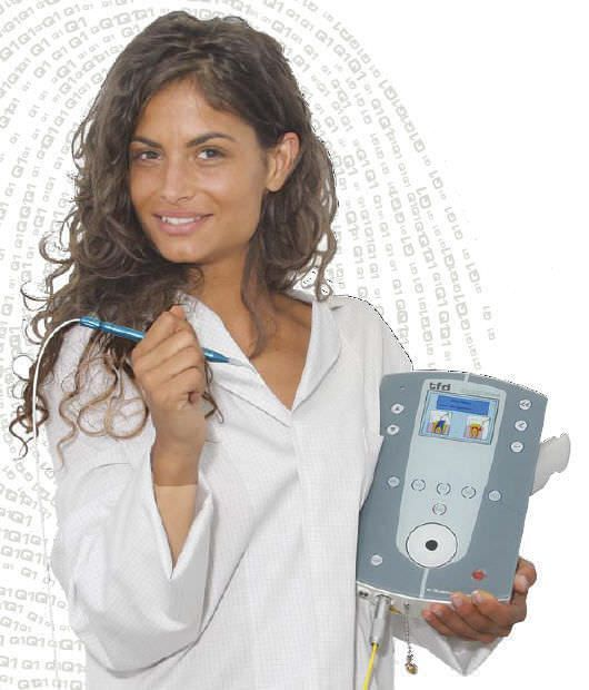 Surgical laser / dental / diode / tabletop DUO GLASS Quanta System S.p.A.
