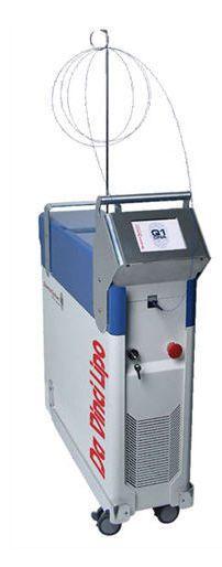 Lipolysis laser / Nd:YAG / on trolley 1064 / 1320 nm | DA VINCI LIPO Quanta System S.p.A.