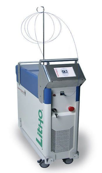 Surgical laser / lithotripsy / Ho:YAG / on trolley LITHO Quanta System S.p.A.