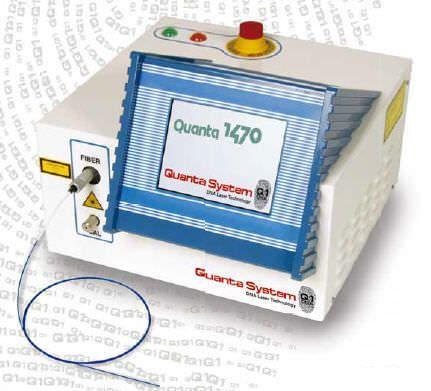 Dermatological laser / diode / tabletop 1470 nm | QUANTA 1470 Quanta System S.p.A.