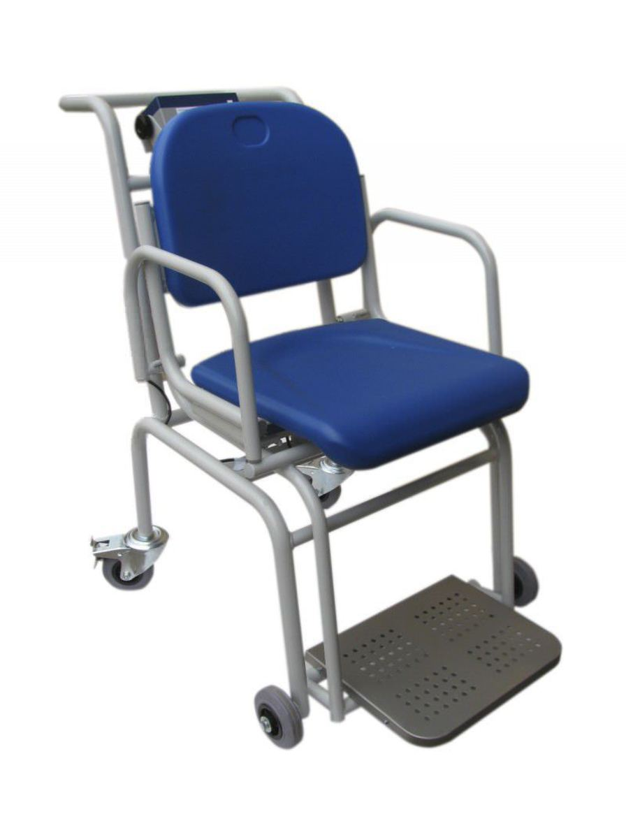 Mobile patient weighing scale / chair THZ 200 A PROMA REHA