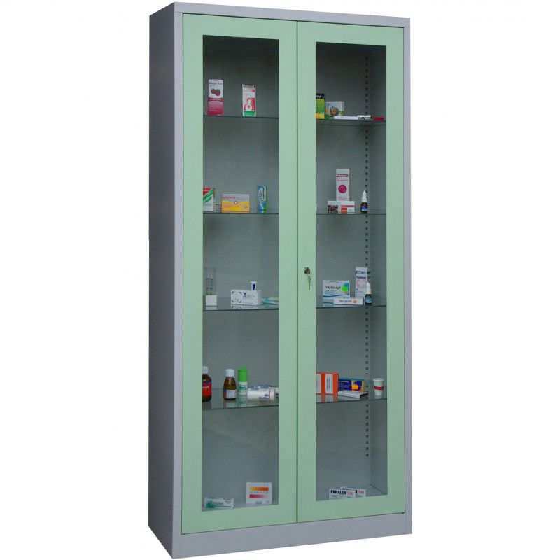 Medical instrument cabinet LKR-1 PROMA REHA