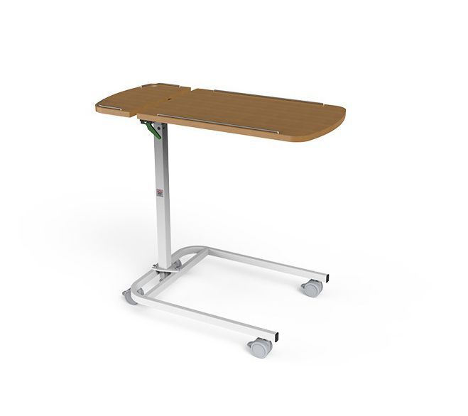 Overbed table / on casters / height-adjustable S-205-A PROMA REHA