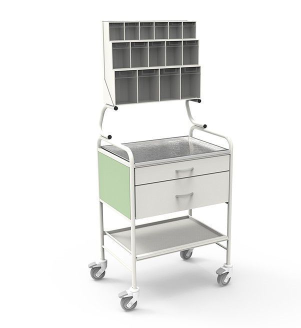 Multi-function trolley / storage / with drawer / 1-tray 7xxx ASSIST PROMA REHA