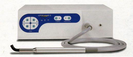 Plasma curing unit / dental Apollo 95e Quicklase Quickwhite