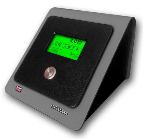 Dental laser / surgical / diode / tabletop DentaLase 4W Quicklase Quickwhite
