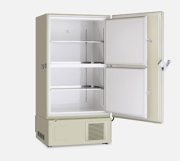 Laboratory freezer / cabinet / ultralow-temperature / 1-door MDF-DU700VH Panasonic