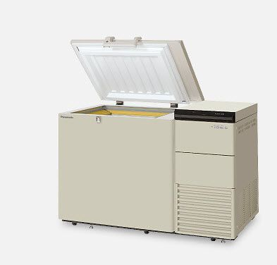 Laboratory freezer / chest / ultralow-temperature / 1-door MDF-1156AT, MDF-1156ATN Panasonic