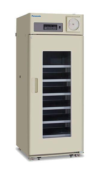 Laboratory refrigerator / blood bank / cabinet / 1-door MBR-705GR Panasonic