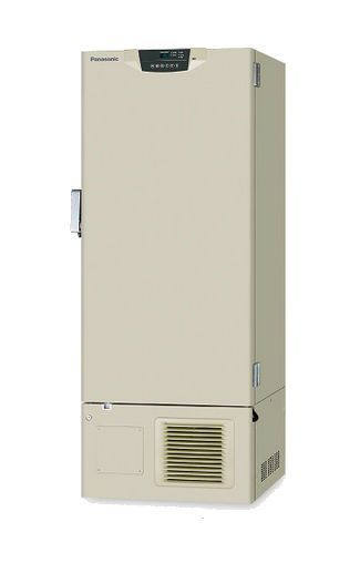 Laboratory freezer / cabinet / ultralow-temperature / 1-door MDF-U54V, MDF-U55V Panasonic