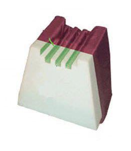 Support cushion / foam / leg / washable 152, 152HS Pelican Manufacturing Pty Ltd