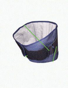 Lumbar support belt 38x series Pelican Manufacturing Pty Ltd
