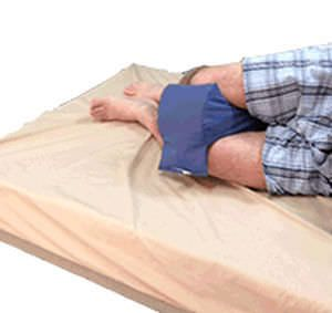 Positioning cushion / support / foam / leg 159 Pelican Manufacturing Pty Ltd