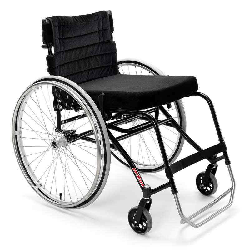 Active wheelchair / bariatric Panthera S2 large Panthera