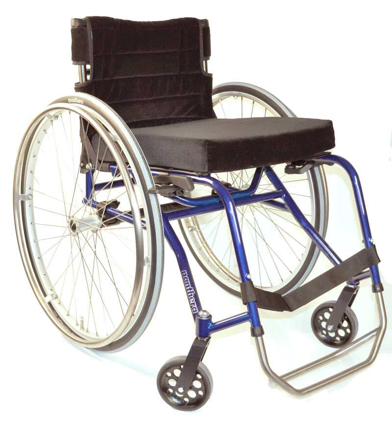 Active wheelchair Panthera S2 Panthera