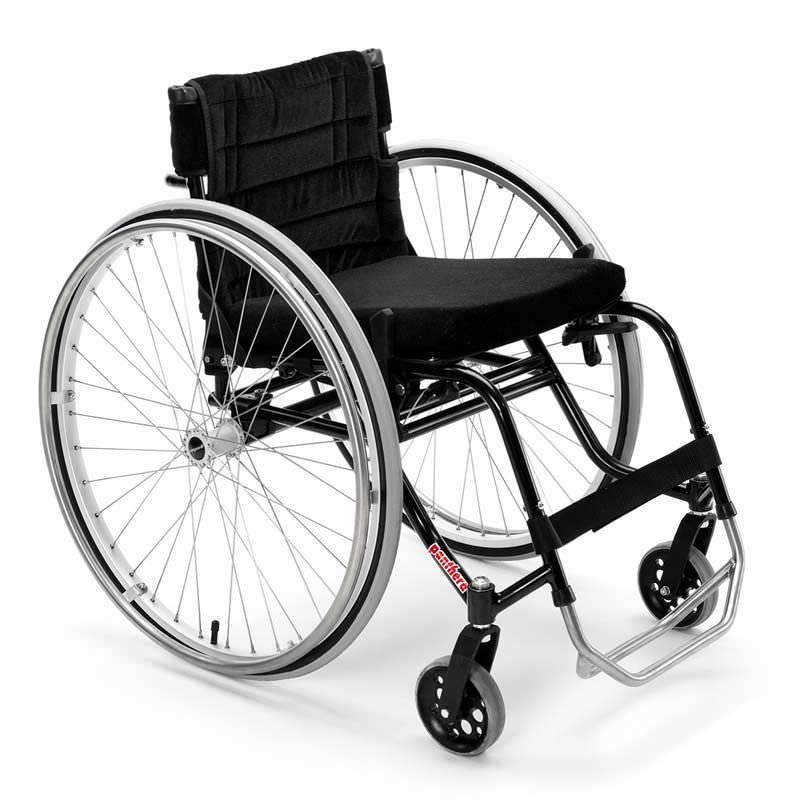 Active wheelchair Panthera S2 short low Panthera