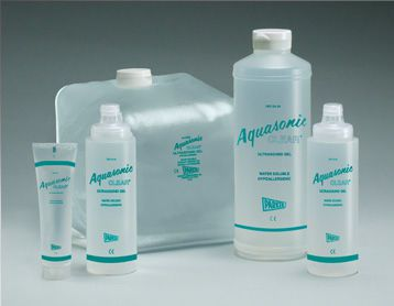 Ultrasound gel AQUASONIC CLEAR® Parker Laboratories