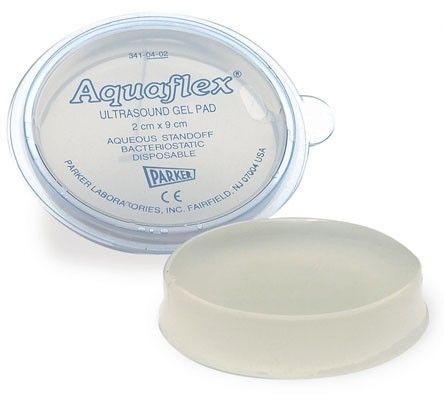 Ultrasound gel pad AQUAFLEX® Parker Laboratories